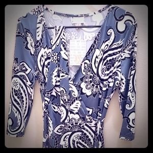 XS Lularoe Michelle dress